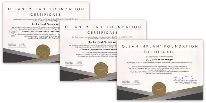 Clean Implant 2020